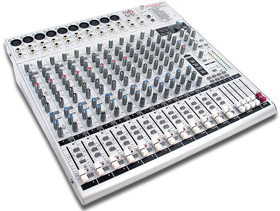 Phonic AM844D mengtafel